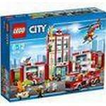 Lego City Brandstation 60110