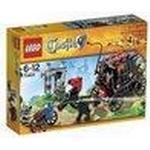 Lego Flykten med Guldet 70401