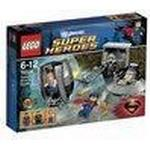 Lego Superman Black Zero-Flykten 76009