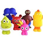 Teddykompaniet Babblarna Plastfigurer BD Mix