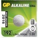 GPBM Nordic AB GP batteri knappcell 1,5V LR41 1 st