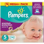 Pampers Active Fit Size 5 Junior