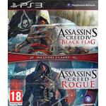 Double Pack (Assassin's Creed 4: Black Flag + Assassin's Creed: Rogue)