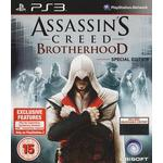 Assassins Creed: Brotherhood Special Edition