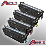 RWP GmbH 4 Ampertec Toner für HP CF360X - 363X  4-farbig