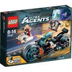 Lego Invizables Flykt med Guldet 70167