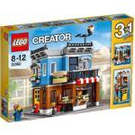 Lego Delikatessbutiken på hörnet 31050