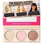 The Balm The Manizer Sisters Luminizer Palette