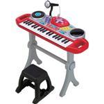 Amo Keyboard Med Stol Music