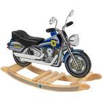 Kidkraft Rocking Police Motorcycle