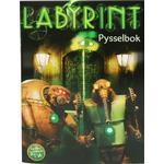 Martinex Labyrint Pysselbok 32 Sidor