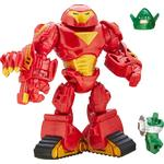 The Avengers Super Hero Mashers Battle Upgrade Figure Shm Hulk Buster