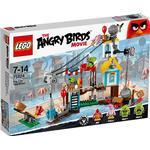 Lego Rivning i grisstaden 75824