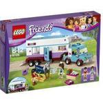 Lego Veterinärens hästtransport 41125
