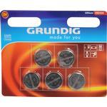 Grundig CR2430 3V 5-pack