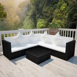 vidaXL 41380 Soffa Loungegrupp
