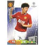 Grundkort Manchester United, 2011-12 Adrenalyn Champions League, Ji-Sung Park