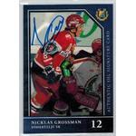 2005-06 SHL Signatures s.1 #04 Nicklas Grossman, Södertälje SK