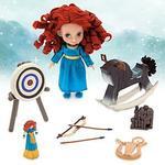 Disney Store Merida lekset med liten docka