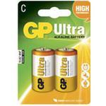 Batteri Alkaline C/LR14 2st/fp