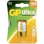 Batteri Alkaline 9V/6LF22 1st/fp