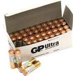 Batteri Alkaline AA LR6 40st/fp