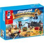Playmobil Adventskalender Hemlig Skattö med Pirater 6625