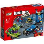 Lego Juniors Batman & Stålmannen mot Lex Luthor 10724