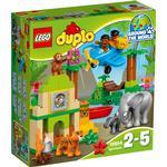 Lego Duplo Wildlife Jungle 10804