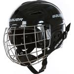 Bauer Lil Sport Helmet Combo - Svart - unisex - Utrustning