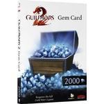 NCSoft Guild Wars 2 Gem Card Ncsoft Key
