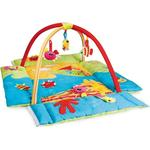 Canpolbabies Multifunctional Play Mat 3 in 1 Colorful Ocean