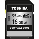 Toshiba Exceria Pro N401 SDHC UHS-I U3 95MB/s 16GB