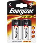 ENERGIZER ALKALINE ULTRA+ C