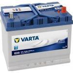 Varta Bilbatteri Blue Dynamic E23 - 70Ah