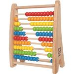 HapeToys Rainbow Bead Abacus