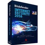 Bitdefender Internet Security 2016 - 1 PC / 1 Year