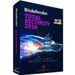 Bitdefender Total Security 2016 - 3 PC / 1 Year