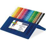 Staedtler Triangular Coloured Pencil 157 SB24