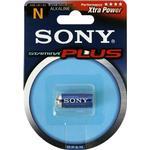 Sony Stamina Plus Alkaline 1.5V ikke-genopladeligt batteri