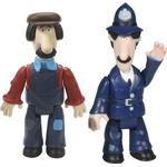 Postman Pat PC Selby & Ted Glen