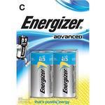 Energizer Batteri Eco Advanced C/LR14 2-Pack
