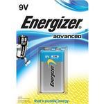 Energizer Batteri Eco Advanced 9V/6LR61 1-Pack