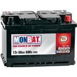 Startbatteri Dynamic 50 A Daewoo - Lancia - Seat - Fso - Aro - Chevrolet - Barkas