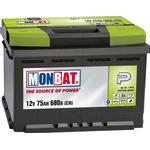 Startbatteri Premium 80 A Volvo - Audi - Saab - Renault - Opel - Peugeot - Toyota - Skoda