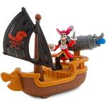 Fisher Price Disney's Jake & The Never Land Pirates Hook's Battle Boat
