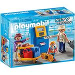 Playmobil Family At Check In 5399