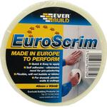 Everbuild Euroscrim Plasterboard Joining Tape - White 48Mm X 90M