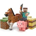 Jazwares Minecraft Saddle Pack