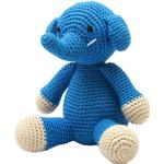 NatureZoo Mr Elephant Teddy Bear